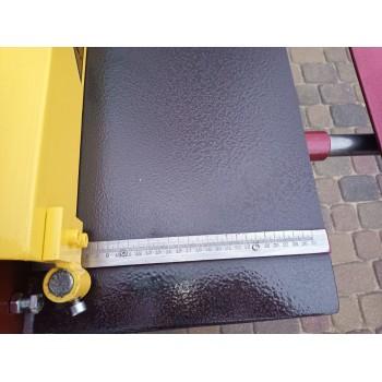 Manuelle Tafelschere, Schlagschere, Guillotine, Blechschere Prod Masz, 1500mm Hersteller