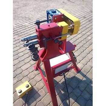 Elektrische Sickenmaschine 1.2, Sickenwalze, Sickenmaschine mit einem Getriebemotor inkl. 4 Paare der Sickenwalzen