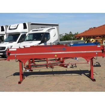 Professionelle Abkantbank RED 3,2m mit Aussparung, Kantbank, Blechbiegemaschine, Abkantmaschine, Prod-Masz Hersteller