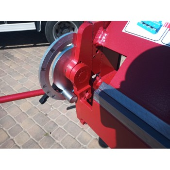 Professionelle Abkantbank RED 2m 0.8mm, Kantbank, Schwenkbiegemaschine, Abkantmaschine, Biegemaschine Prod-Masz