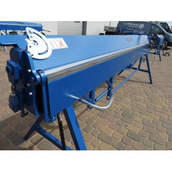 Manuelle Abkantbank 3,14m/0.8 Kantbank Biegemaschine, Schwenkbiegemaschine, Blechbiegemaschine, Abkantmaschine Biegemaschine