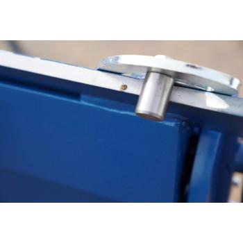 Abkantbank 3640/1.0 Prod-Masz, Kantbank, Biegemaschine, Abkantmaschine, Schwenkbiegemaschine