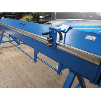 Abkantbank 3,5m/0.8mm, Kantbank, Biegemaschine, Abkantmaschine, Schwenkbiegemaschine, Blechbiegemaschine Prod-Masz Hersteller