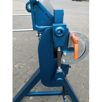 Manuelle Abkantbank 3m/1.2mm, Kantbank, Schwenkbiegemaschine, Abkantmaschine, Biegemaschine, Blechbiegemaschine, Biegebank