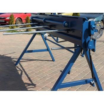 Abkantbank 2m/1.5mm, Kantbank, Biegemaschine, Abkantmaschine, Schwenkbiegemaschine, Blechbiegemaschine, Biegebank Prod-Masz